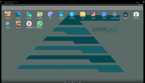 Light Weight Android Emulators for Laptop