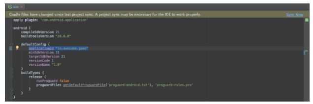 How to Change Package Name in Android Studio App?